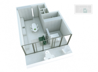 Appartement 3 A